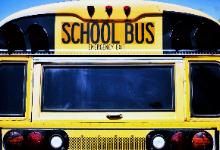 School Bus (Emergency Exit)