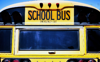 School Bus (Emergency Exit)